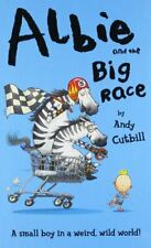 Albie And The Big Race by Cutbill, Andy Book The Cheap Fast Free Post