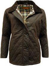 Manteaux et vestes marrons en polyester taille L pour femme