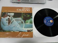 "FRANCO CALIFANO TI PERDO LP VINYL 12"" VG/VG ITALY EDITION ORIZZONTE 1979"