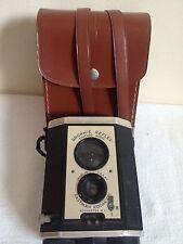 Vintage Brownie Reflex Camera Synchro Model USA Made