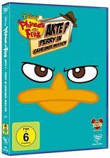 Phineas und Ferb - AKte P  Perry in Geheimer Mission DVD Neu OVP
