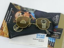New Vintage B&L Ray Ban Classic Collection III Diamond Hard W1910 Sunglasses USA