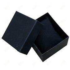 Free shipping New Lot 100 pcs black bracelet Watch box jewelry boxes pillow