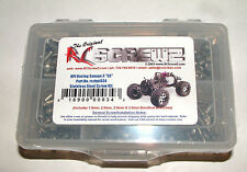 HPI SAVAGE X SS RTR RC SCREWZ SCREW SET STAINLESS STEEL HPI034