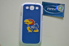 Official NCAA Kansas Jayhawks Team Logo Hard Galaxy S III (SG3) phone case