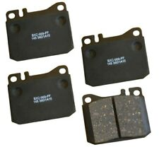 Disc Brake Pad Set-Stop Ceramic Brake Pad Front Bendix SBC145