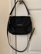 MICHAEL KORS Black Nylon Cross body Bag