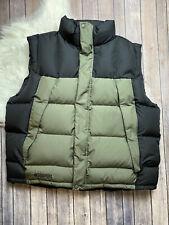 Columbia Sportswear Down Feather Winter Puffer Vest XXL Mens