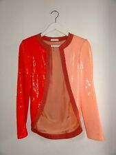 Sass & Bide Jacket  - Sequin Plates - Size 6 - Excellent Condition