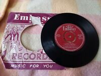 Embassy Singers & Orchestra Vocal Gems From South Pacific EP - GOOD