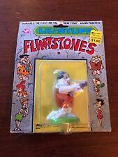 1977 Vanity Fair Lil' Stuff Fred Flintstone Die-Cast Figure In Package Open