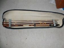 "Vintage Garcia "" Conolon "" # 2541 8' Dry Fly Action Fly Rod & Case """" Nice """""