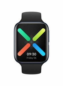 OPPO smart watch  WiFi  46 mm curved amoled display Black Sydney Seller