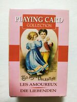 CARTE DA GIOCO THE LOVERS LO SCARABEO SIGILLATO POKER PLAYING CARDS NEW ORIGINAL
