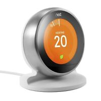 Stand for Nest Learning Thermostat 3rd / 2nd Generation (White) White