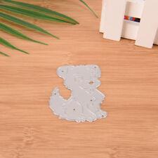 Puppy Dog Metal DIY Cutting Dies Stencil Scrapbook Album Paper Card Emboss TB