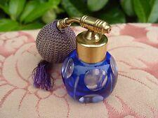 Antique Vintage Perfume Bottle Scent Bottles Glass