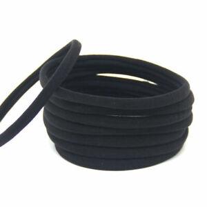 10PC Baby Skinny Nylon Headband Elastic Hair Bands DIY Hair Accessories Headwrap