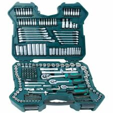 408630 Brüder Mannesmann 215 Piece Ratcheting Socket Spanner Set Kit 98430