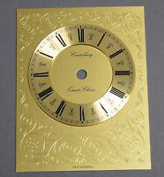 CANTERBURY ZIFFERBLATT Uhrenzifferblatt f Tischuhr Uhrwerk Uhr clock dial