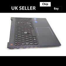 Samsung NP680Z5E Palmrest Top Chassis Plastic Keyboard BA75-04605A