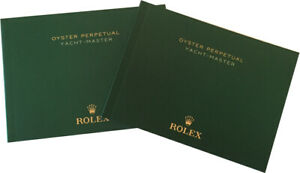 Rolex Yacht Master I Watch Instructions Booklet Manual English - Pick 1