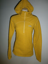 The North Face Women's Hooded l/4 zip Pullover Sz S