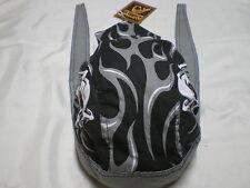 Winged Skull Doo Rag Chef Hat Do Rag Bandanna Capsmith Biker Skullcap  Du Rag