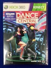 Dance Central - XBox 360 Microsoft Kinect - New Still Sealed
