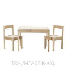 IKEA lätt tavolo per bambini con 2 sedie Set mobili NUOVO E CONFEZIONE ORIGINALE