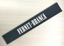 New Free Shippment FERNET-BRANCA Rubber drink mat bar mat spill mat 500x80x5mm