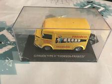 New ListingMiniature car truck citroen type h thomson frigeco hy at 1/43