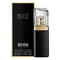"""Hugo Boss """" Nuit Pour Femme """" Eau De Parfum Vapo Ml. 30"""