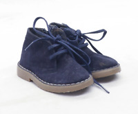 Primark Boys UK Size 3 Blue Infant Suede Shoes
