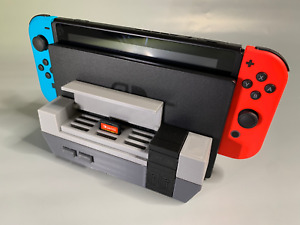 Retro NES Nintendo Switch Charging Station - Dock Stand