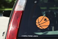 Boston Celtics Inspired Unique Custom Design Premium Decal Sticker 5""