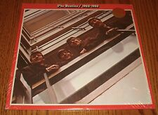THE BEATLES 1962 - 1966 ORIGINAL APPLE LABEL FIRST PRESS 2-LPS STILL IN SHRINK!