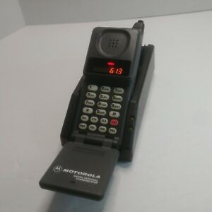 Motorola Digital Personal Communicator Phone with Charger - Powers On & Clean