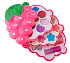 Kinder Schminkset schminke Spiel Makeup Lidschatten Weihnachtsgeschenk 4513