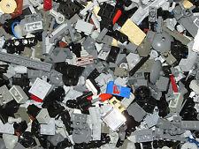 LEGO STAR WARS bricks. circa 350 PEZZI PICCOLO RARA A CASO ASSORTITO sciolto