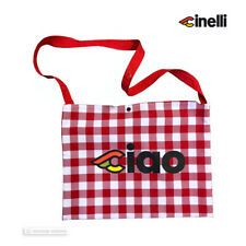 Cinelli Classic Cycling Musette Bag : CIAO ITALIA - MADE IN iTALY!