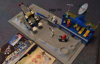 Lego 6970 Espace Space Beta-1 Command Base complet + Notice de 1980 CNG13