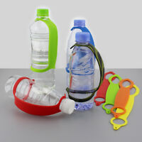 Camping Hiking Silicone Water Bottle Belt Holder Buckle Outdoor Nett