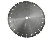 Diamantscheibe passend f. Trennschneider Motorflex Norton Clipper CGW 350x25,4mm