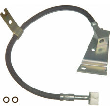 Brake Hydraulic Hose-w/o ABS Front Left Wagner BH132033