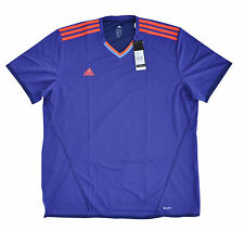 adidas Gr. XXL (62) T-Shirt Funktionsshirt Laufshirt Fitness CLIMALITE®