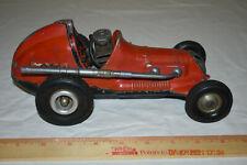 Original Vintage Roy Cox Thimble Drome Champion Tether Car Racer With Engine