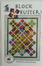 Block Buster! Quilt Pattern, KariePatch Designs