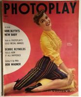 PHOTOPLAY magazine November 1954 Debbie Reynolds cover
