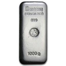 Heraeus Silber Münzen